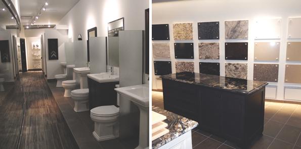 DesignQ bathroom granite