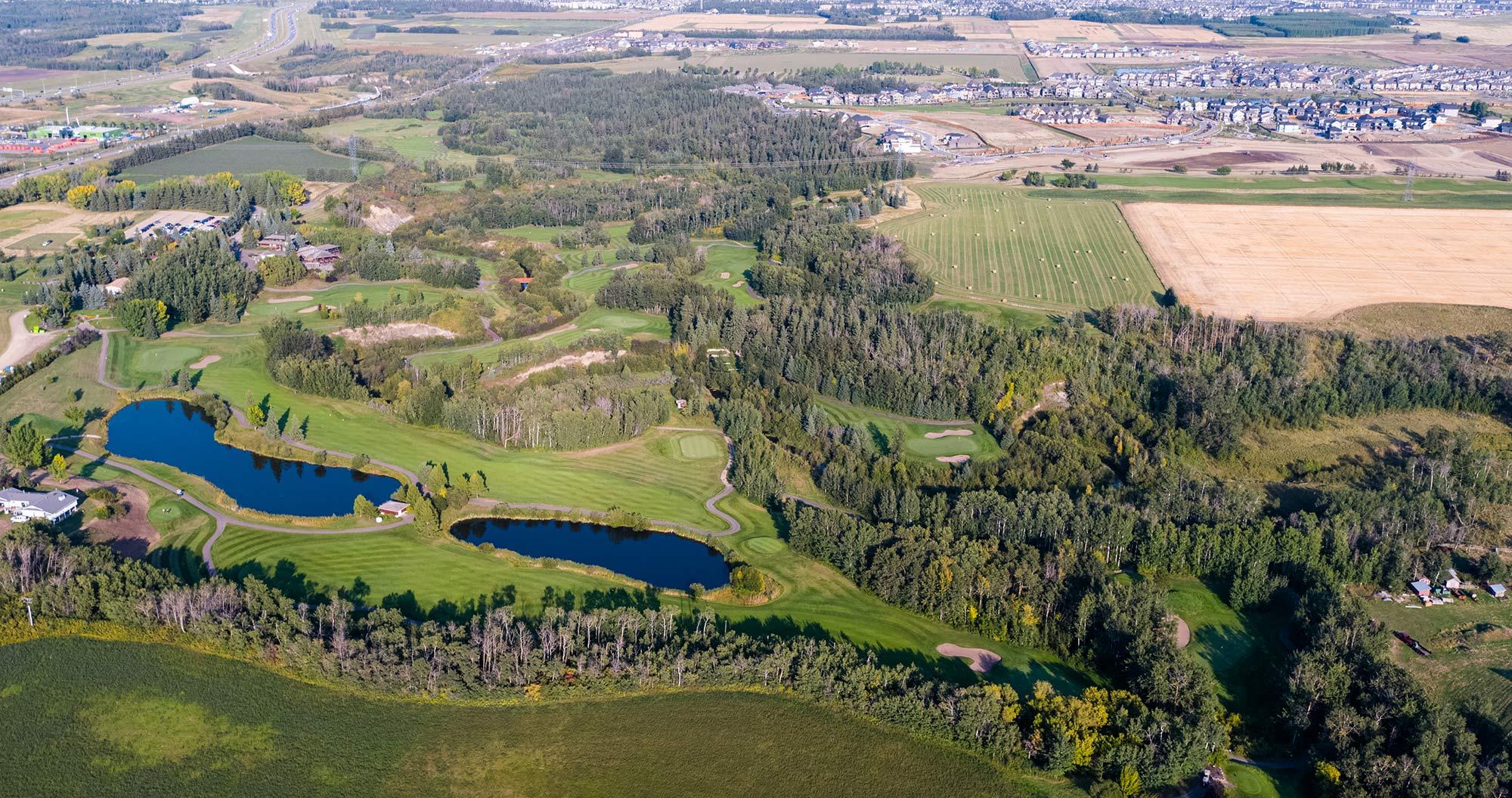 Glenridding Ravine Aerial Photograph