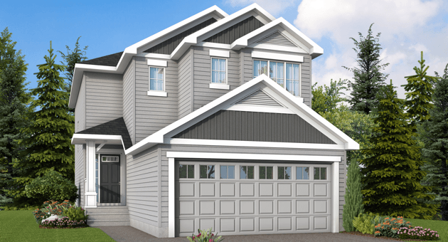 Pacesetter Homes Edmonton Avery Quick Possession model