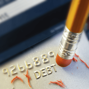 erase your debt with just a few steps