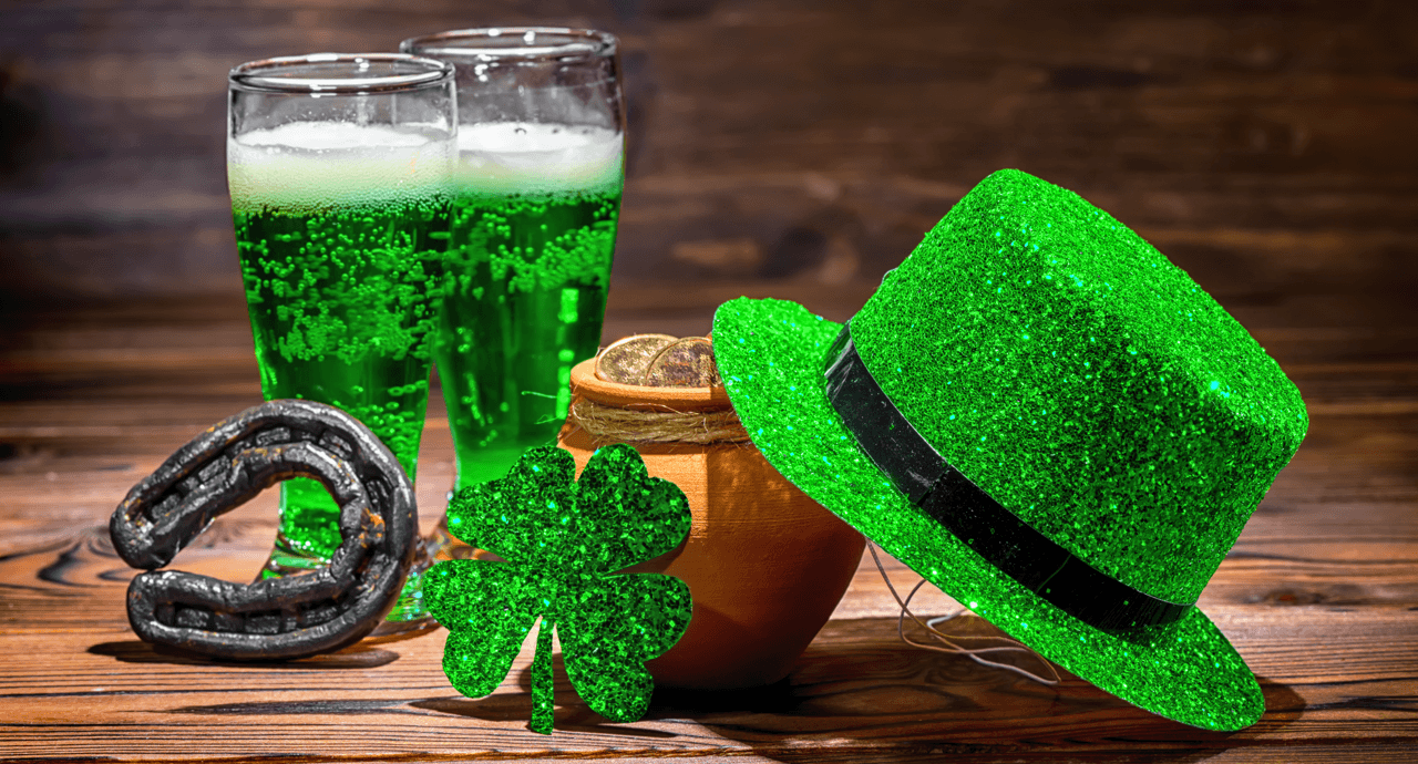 Ideas for a legendary St. Patrick's Day Party green beer