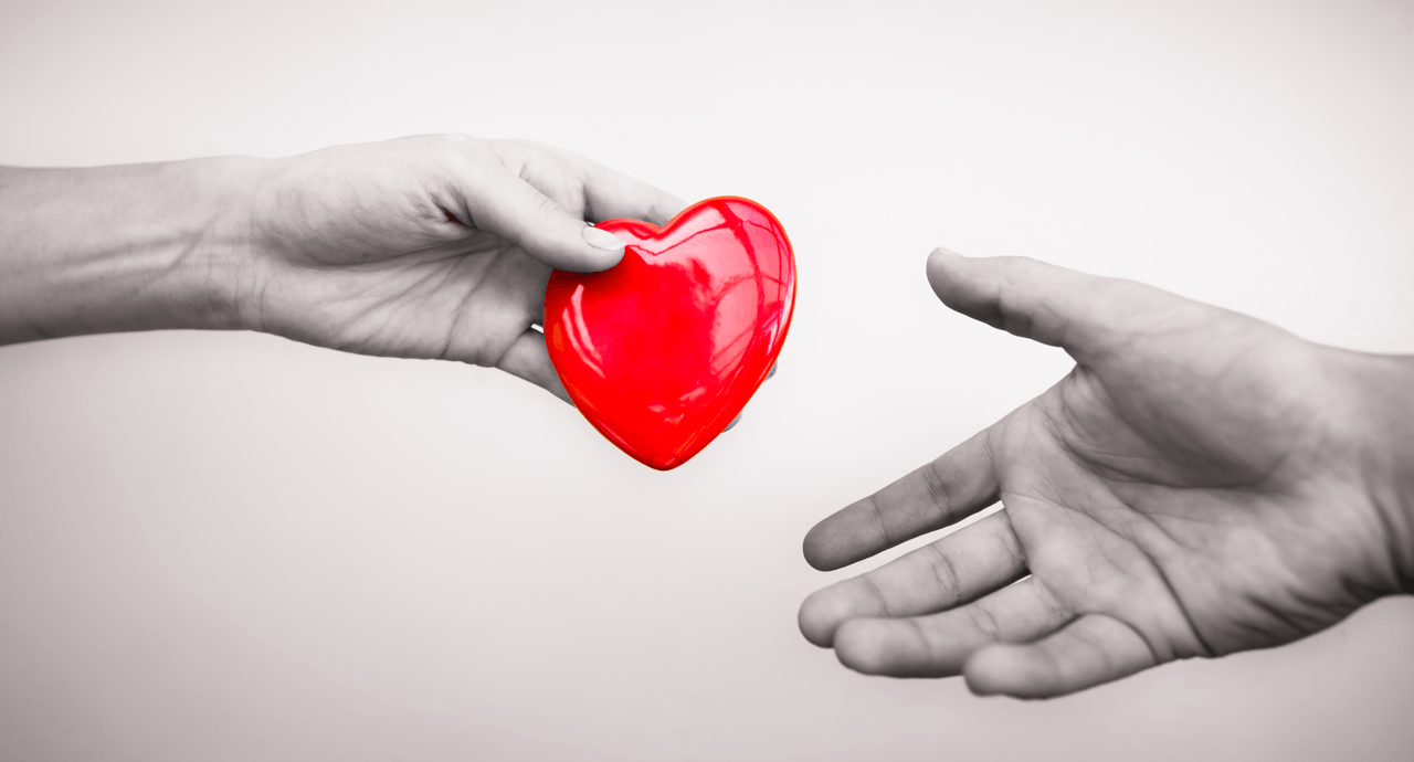 Community Involvement: Qualico Blood Drives Giving a Heart image