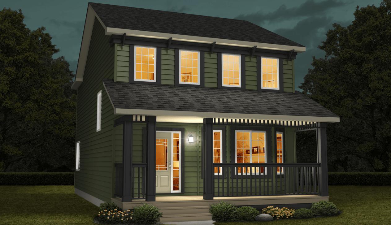 3 Ravishing New Quick Possession Homes Silverado Model image