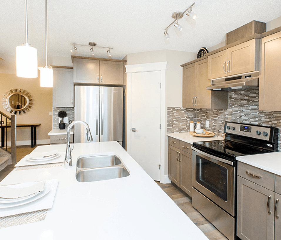 The Buzz About Downsizing Kitchen image