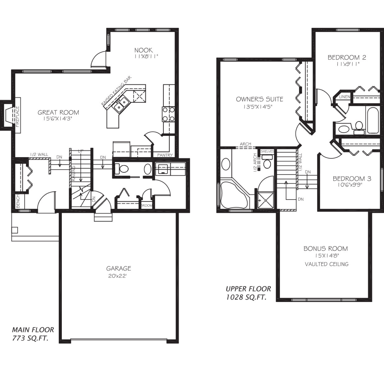 TBT: Old Pacesetter Floor Plans Melrose Floor Plan image