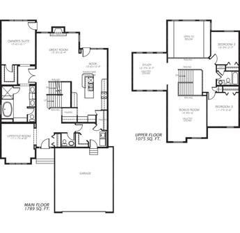 TBT: Old Pacesetter Floor Plans Rembrandt Floor Plan image