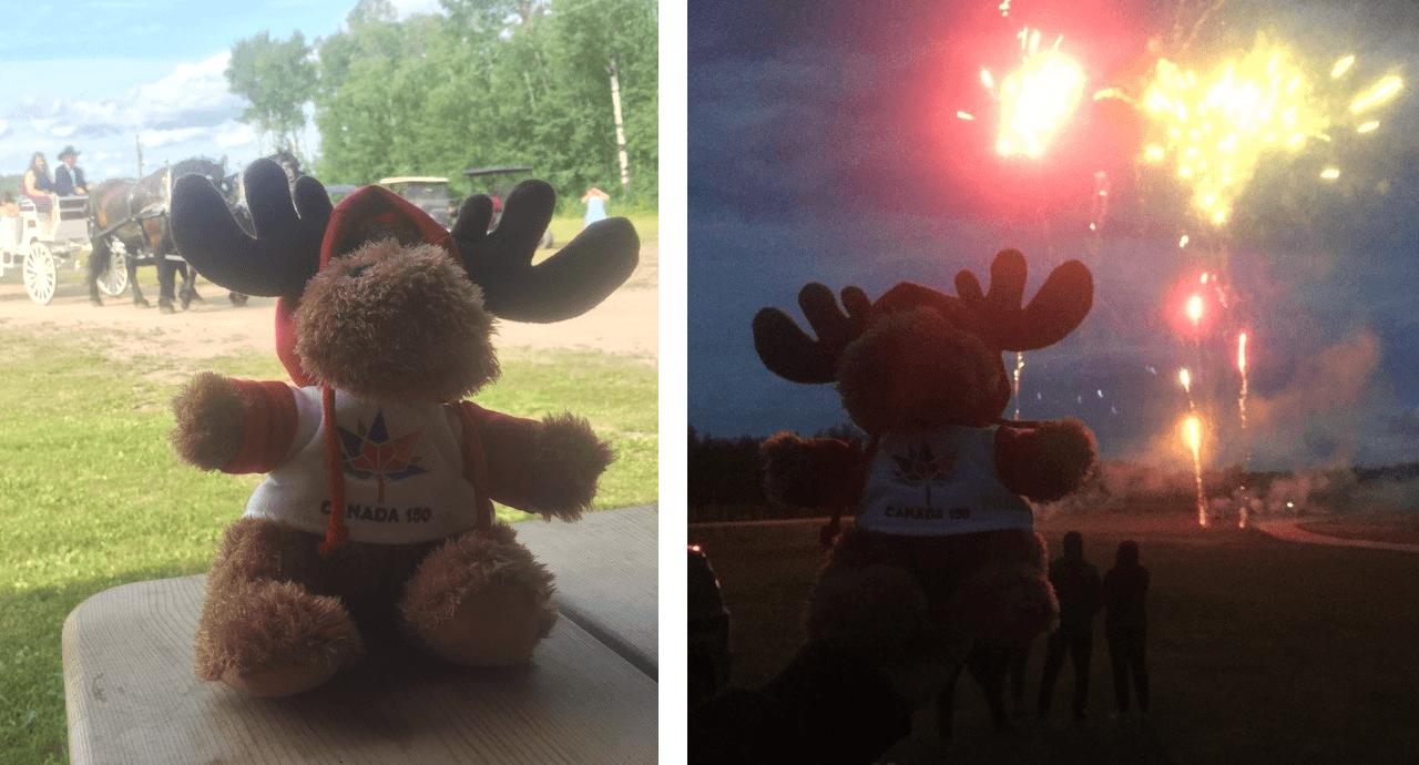 Bringing Canada Worldwide! Festivities image