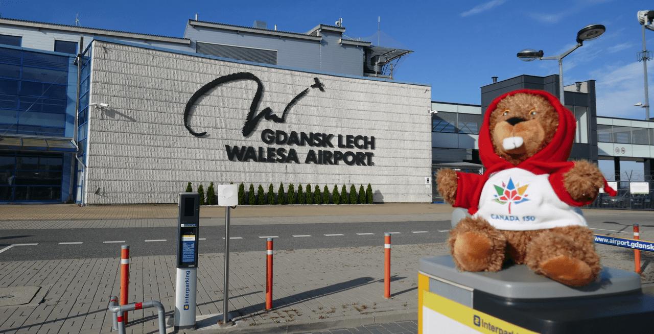 Bringing Canada Worldwide! Gdansk image