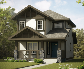 New Show Homes Opening in Early 2018 Lexi B Rendering Image