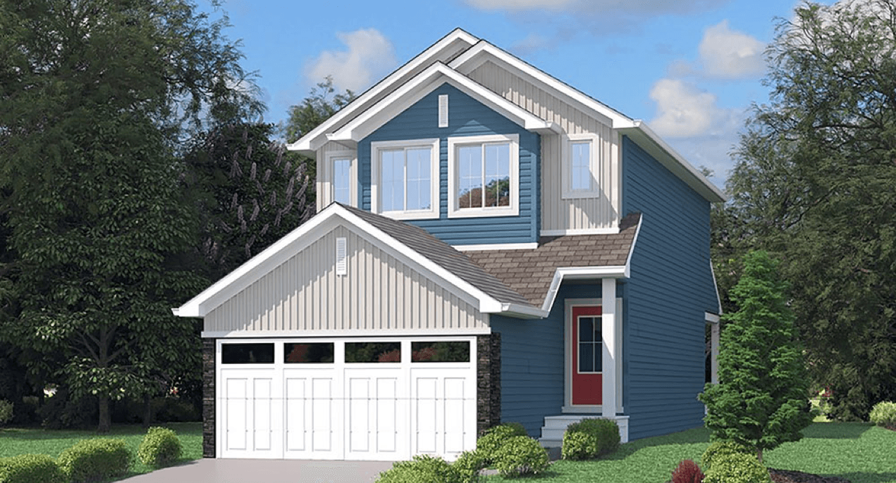 New Show Homes Opening in Early 2018 Sampson Rendering Featured Image