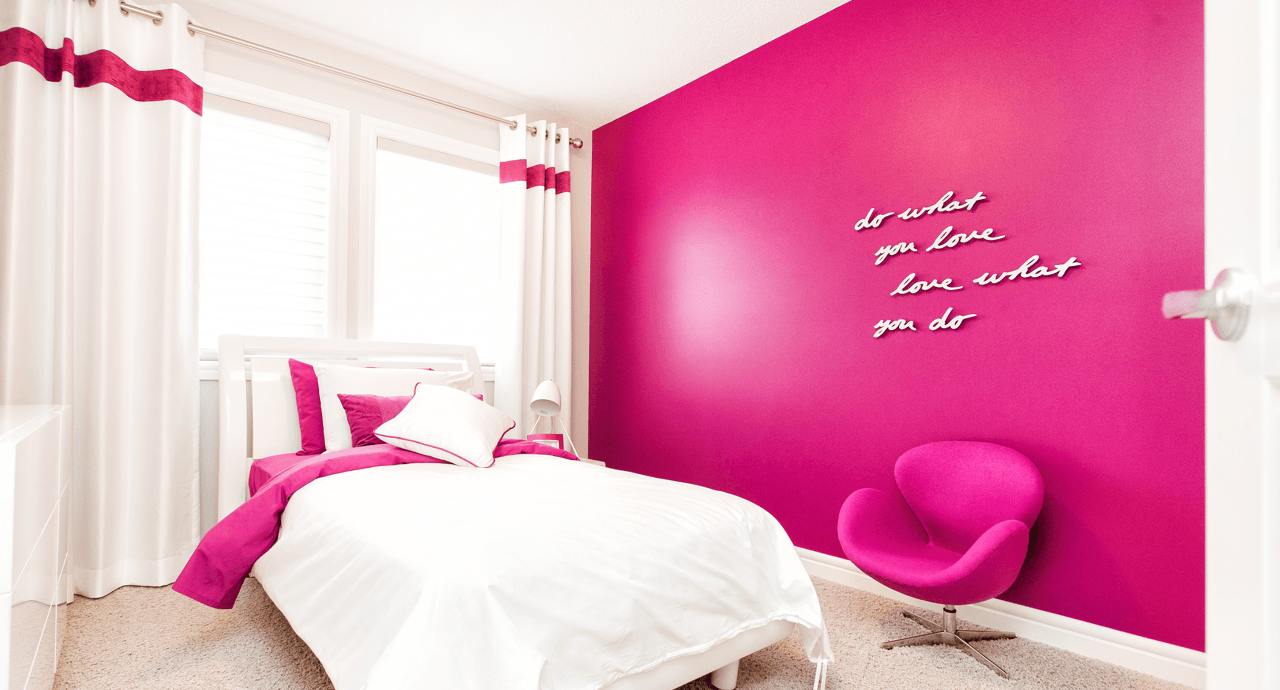 What Does Your Fave Paint Colour Say About You Pink Featured Image