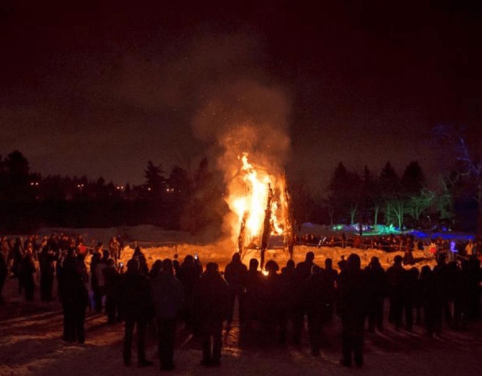 Festival City Strikes Again Bonfire Image