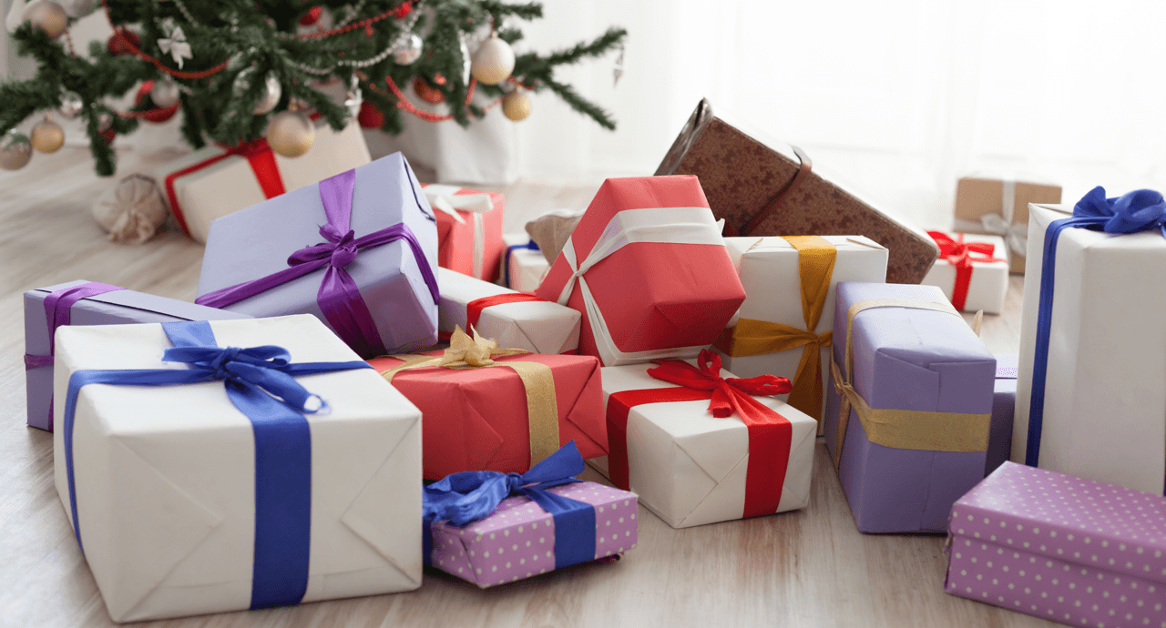 Holiday Gift Overload - How to Organize and Purge Featured Image