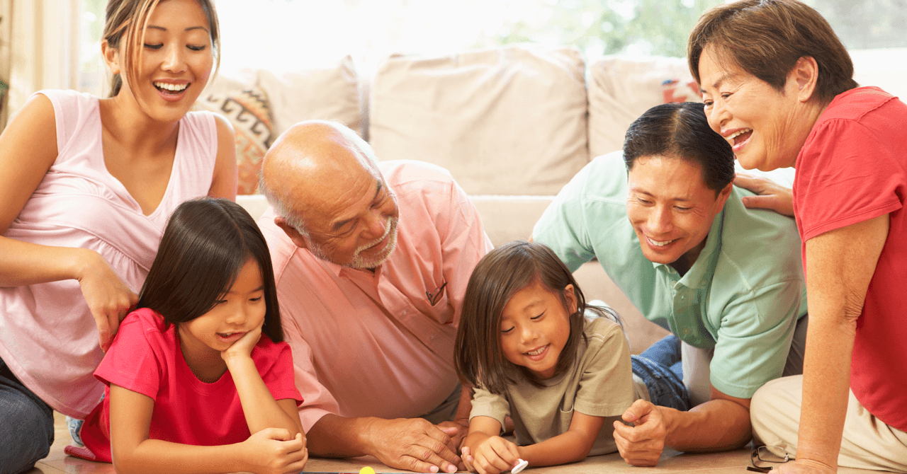 Ideal Home Models for Multi-Generational Families Game Featured Image