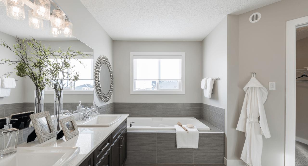 Bathroom Storage Ideas That Actually Make Sense Tub Featured Image