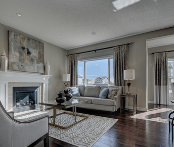 Living the Show Home Lifestyle Fireplace Featured Image