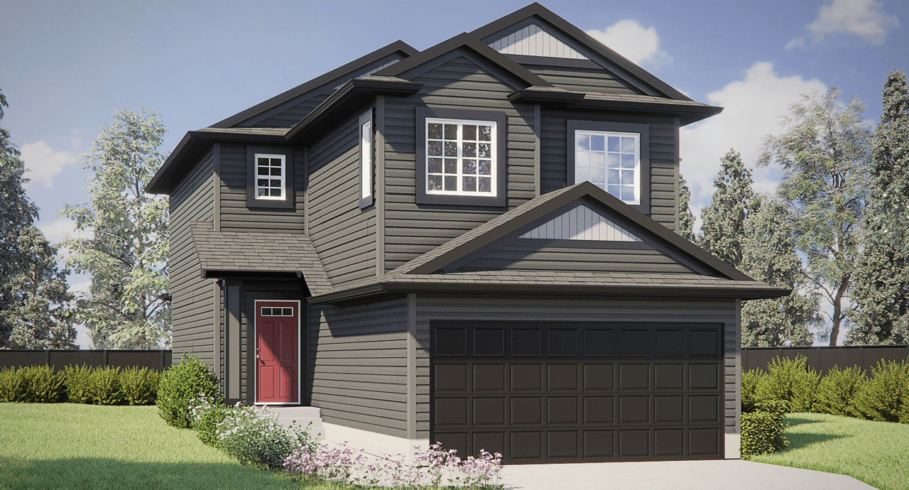 New Front Attached Garage Models Tallinn & Winston Featured Image