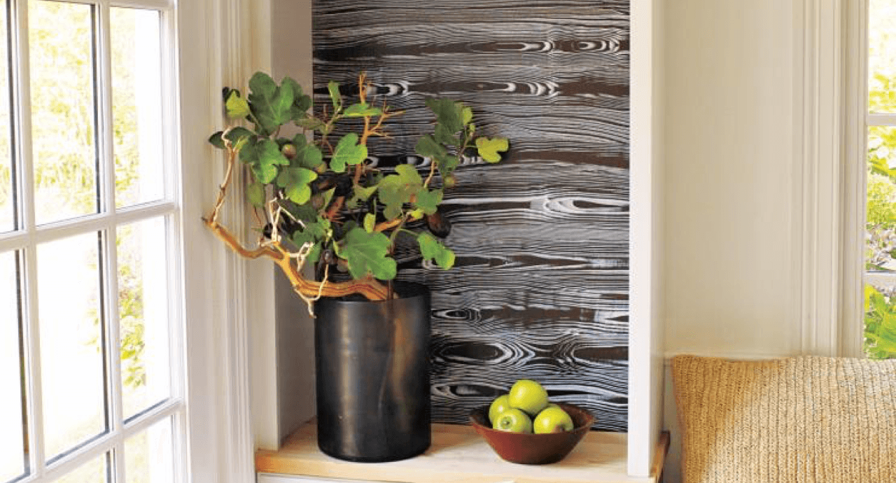 Update Your Home With a Feature Wall Paint Techniques Wood Featured Image