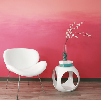 Update Your Home With a Feature Wall Paint Techniques Zen Image