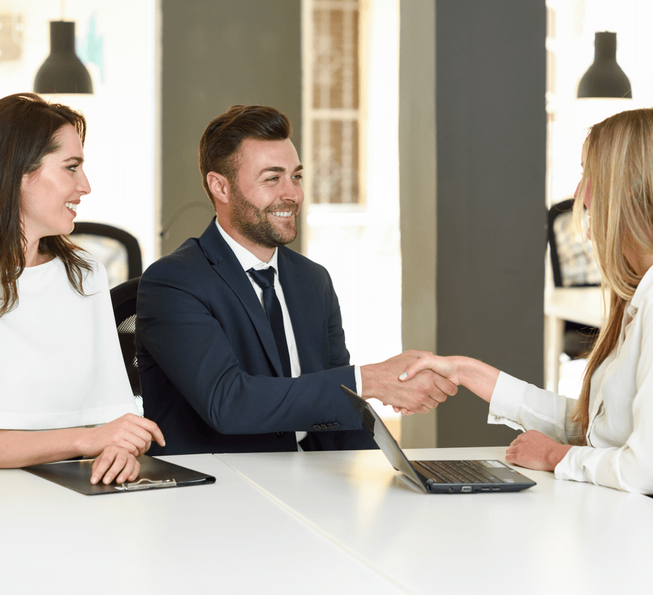 Home Insurance 101 What Is It and Why Is It Important Handshake Image