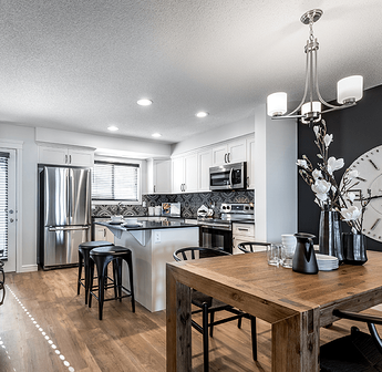 Townhomes From Pacesetter: No Condo Fees Calder