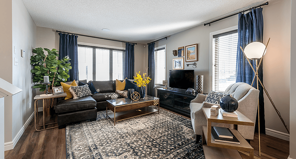 Townhomes From Pacesetter: No Condo Fees Main Image