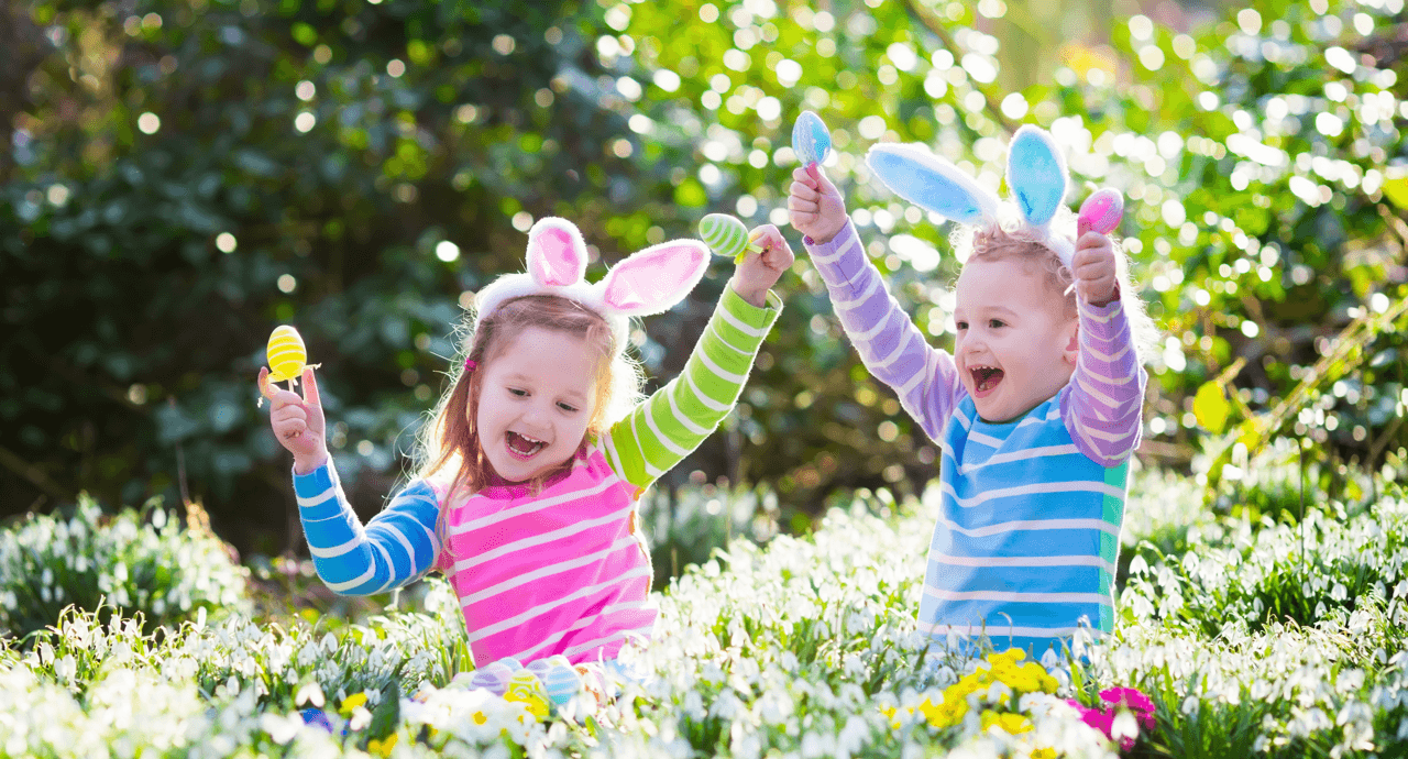 Unforgettable Easter Egg Hunt Ideas Kids Featured Image