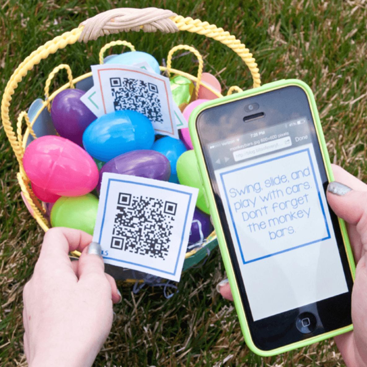 Unforgettable Easter Egg Hunt Ideas Phone Image
