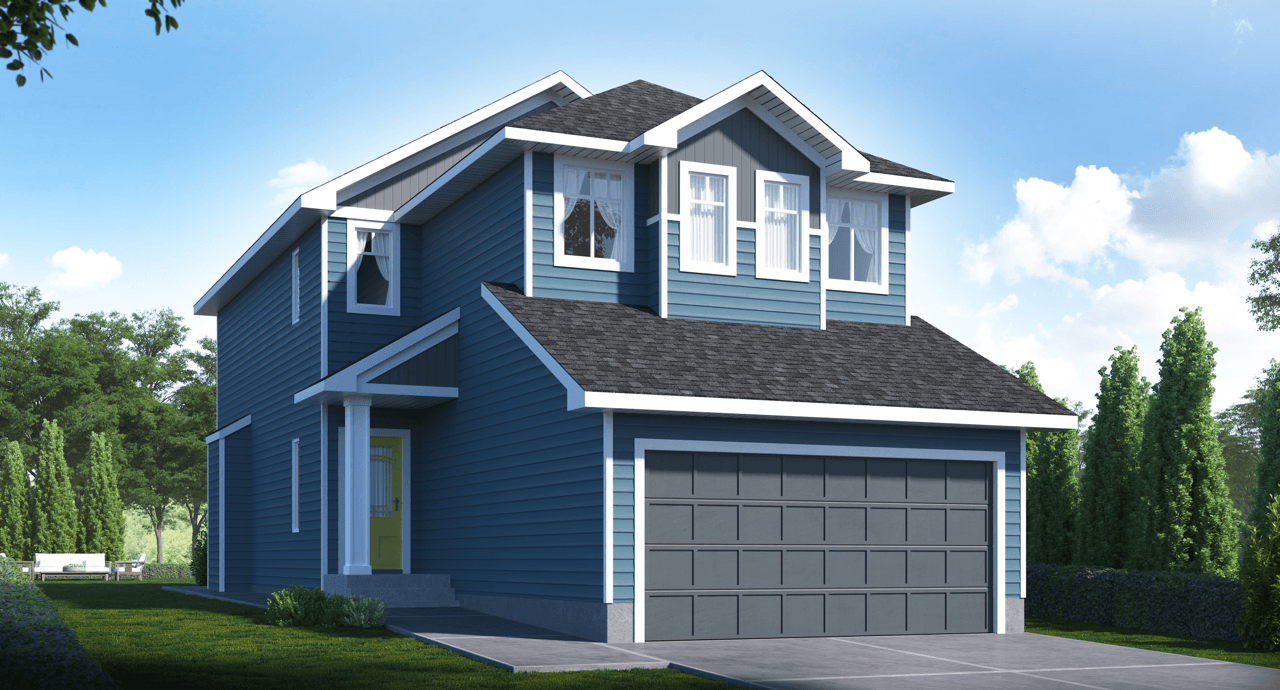 New Home Model Alert The Vienna Rendering Featured Image