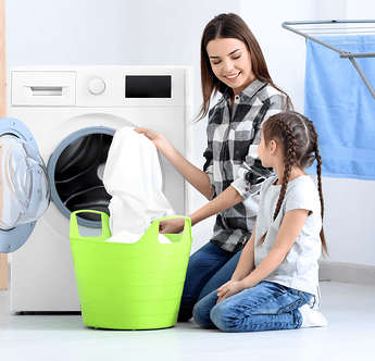 Time for Spring Cleaning Again Mom Image