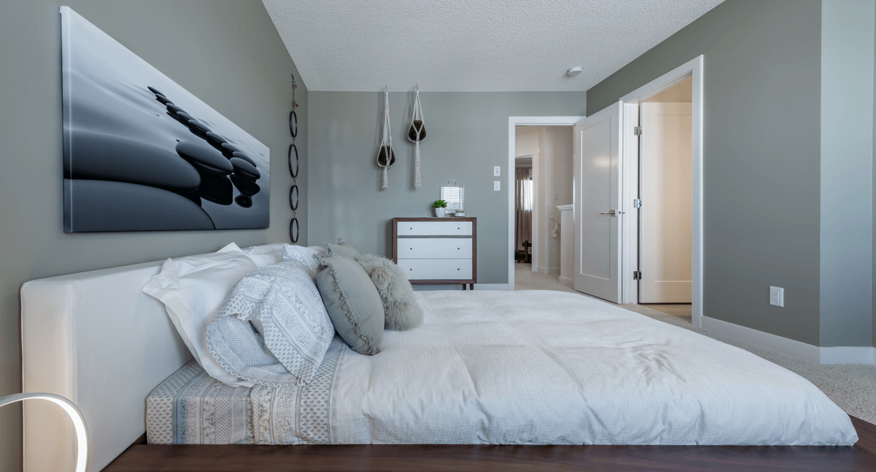 Setting Your Home's Mood: The Effect of Colours Bedroom Featured Image