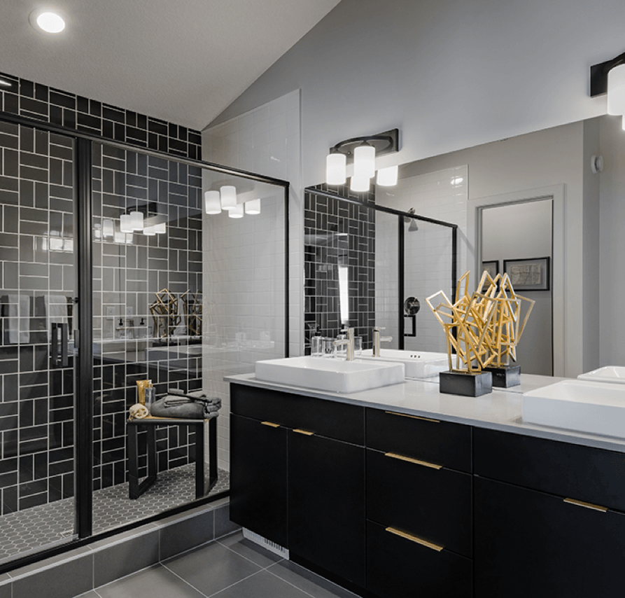 Pacesetter's Newest Show Homes Bathroom Image