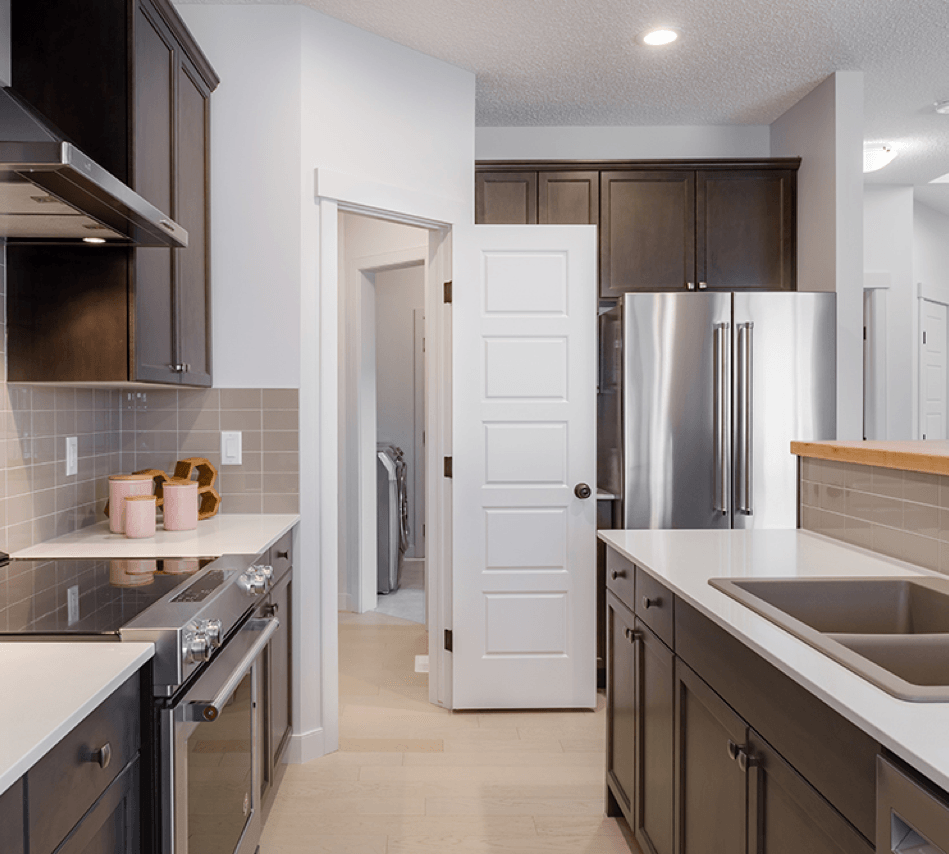 Pacesetter's Newest Show Homes Kitchen Image