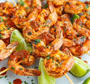10 Recipes You Have to Try This Summer Grilled Shrimp Image