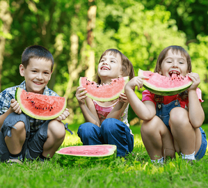 11 Activities for the Perfect Summer Day Watermelon Kids Image