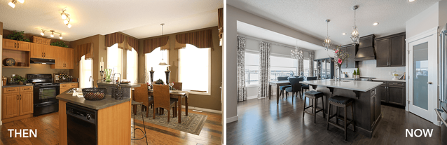 Throwback Thursday: Comparing Old and New Pacesetter Showhomes Image 1