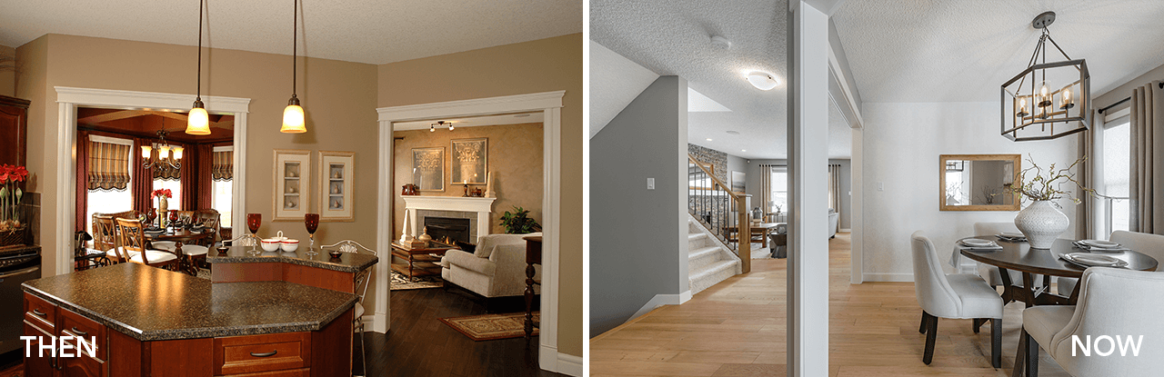 Throwback Thursday: Comparing Old and New Pacesetter Showhomes Image 2