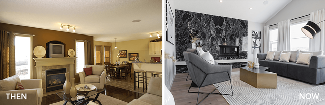 Throwback Thursday: Comparing Old and New Pacesetter Showhomes Image 3