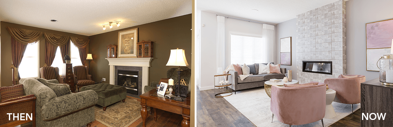 Throwback Thursday: Comparing Old and New Pacesetter Showhomes Image 4