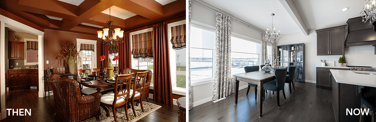 Throwback Thursday: Comparing Old and New Pacesetter Showhomes Image 6