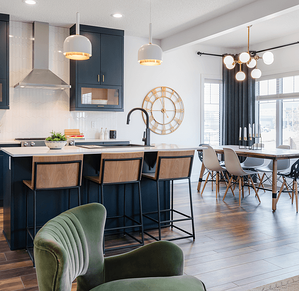 Pacesetter's Newest Showhomes Jensen Lakes Image