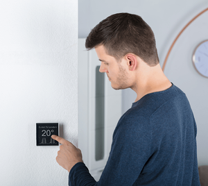 Inside and Out: A Basic Fall To-Do List for Your Home Thermostat image