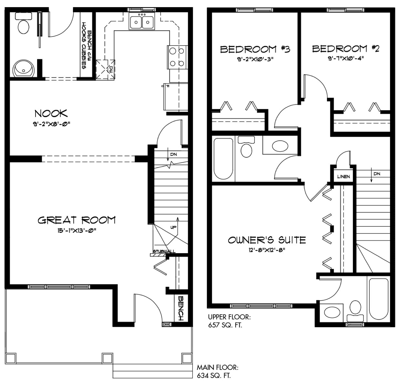 The Latest Quick Possession Homes From Pacesetter Carmel Floorplan Image