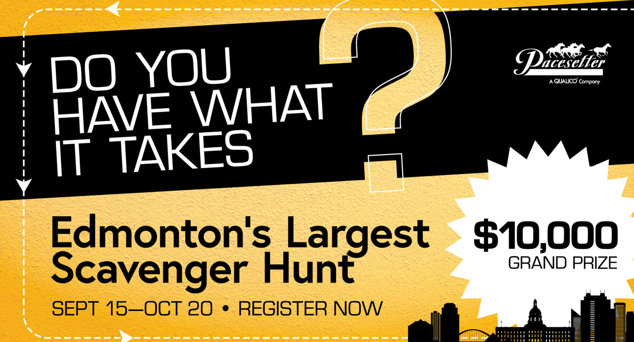 Pacesetter Homes' 4th Annual Scavenger Hunt Begins September 15th Featured Image
