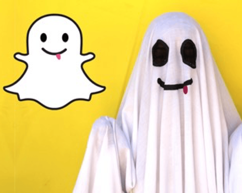 14 Awesome Last-Minute Halloween Costumes Ghost Image