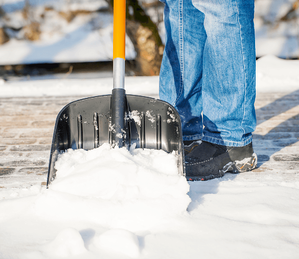 Home Buying For the First Time: Must-Have Home Items Snow Shovel Image