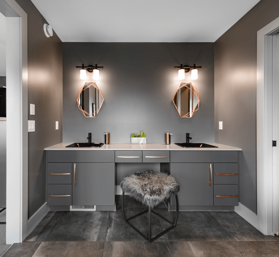 Luxurious Lighting Ideas from Our Design Team Ensuite Image