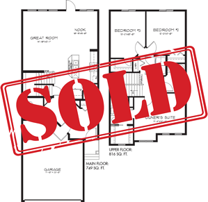 The Latest Quick Possession Homes From Pacesetter! Belmont Sold Image