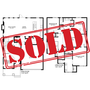 The Latest Quick Possession Homes From Pacesetter! Lexington Sold Image