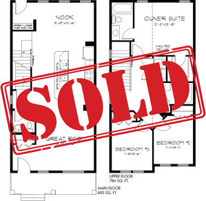 The Latest Quick Possession Homes From Pacesetter! Paladin Sold Image